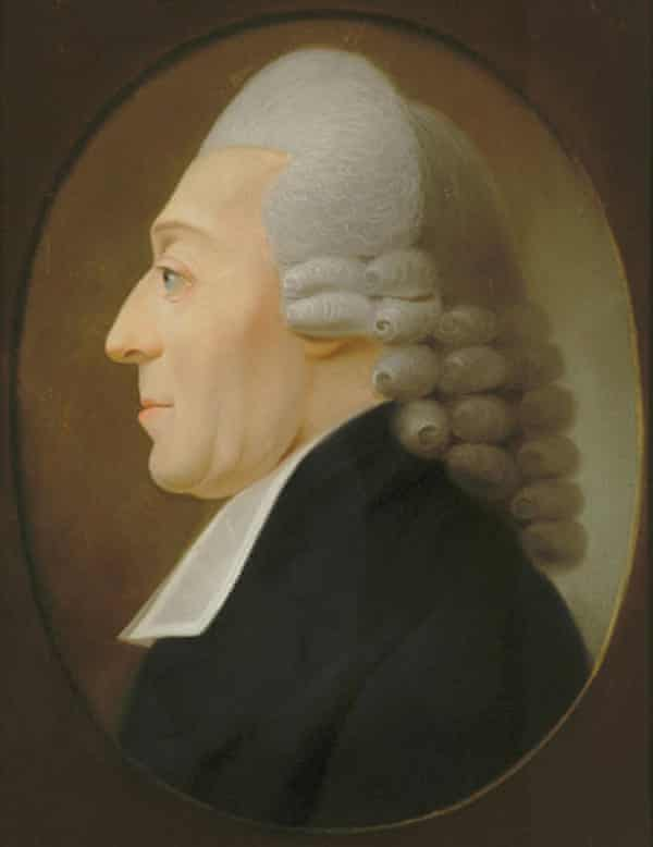Johann August Ephraim Goeze, who first discovered tardigrades, calling them 'water bears'.