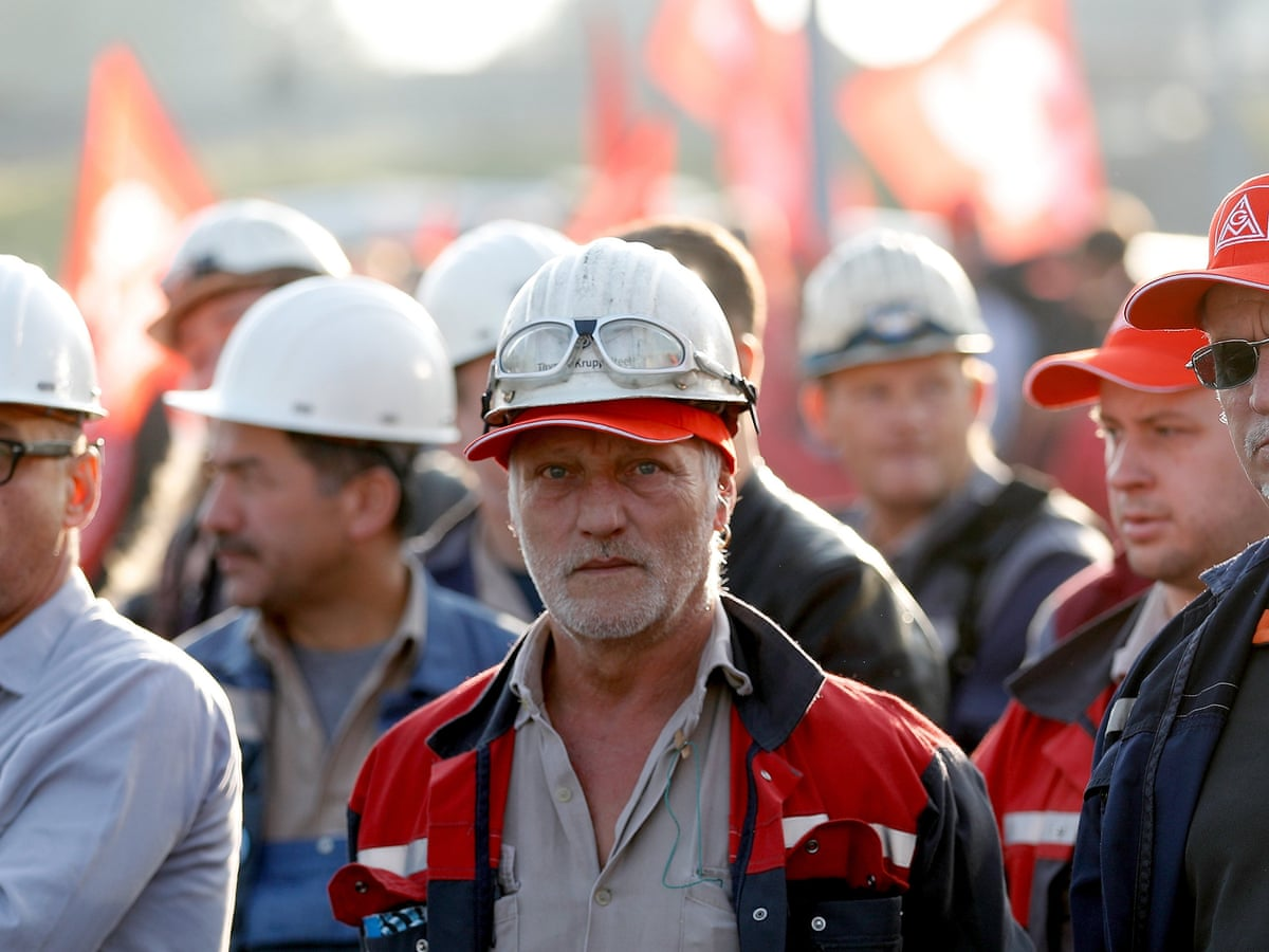 Is this your image of the working class? You need to update it | Tamara  Draut | The Guardian