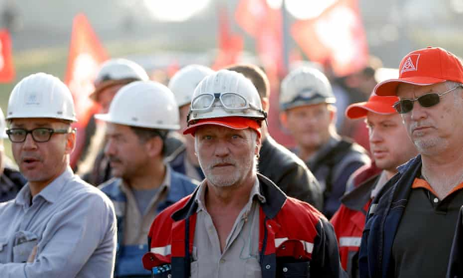 'The declining political clout of the working class and the concomitant degradation of working-class living standards impacts all of us.'