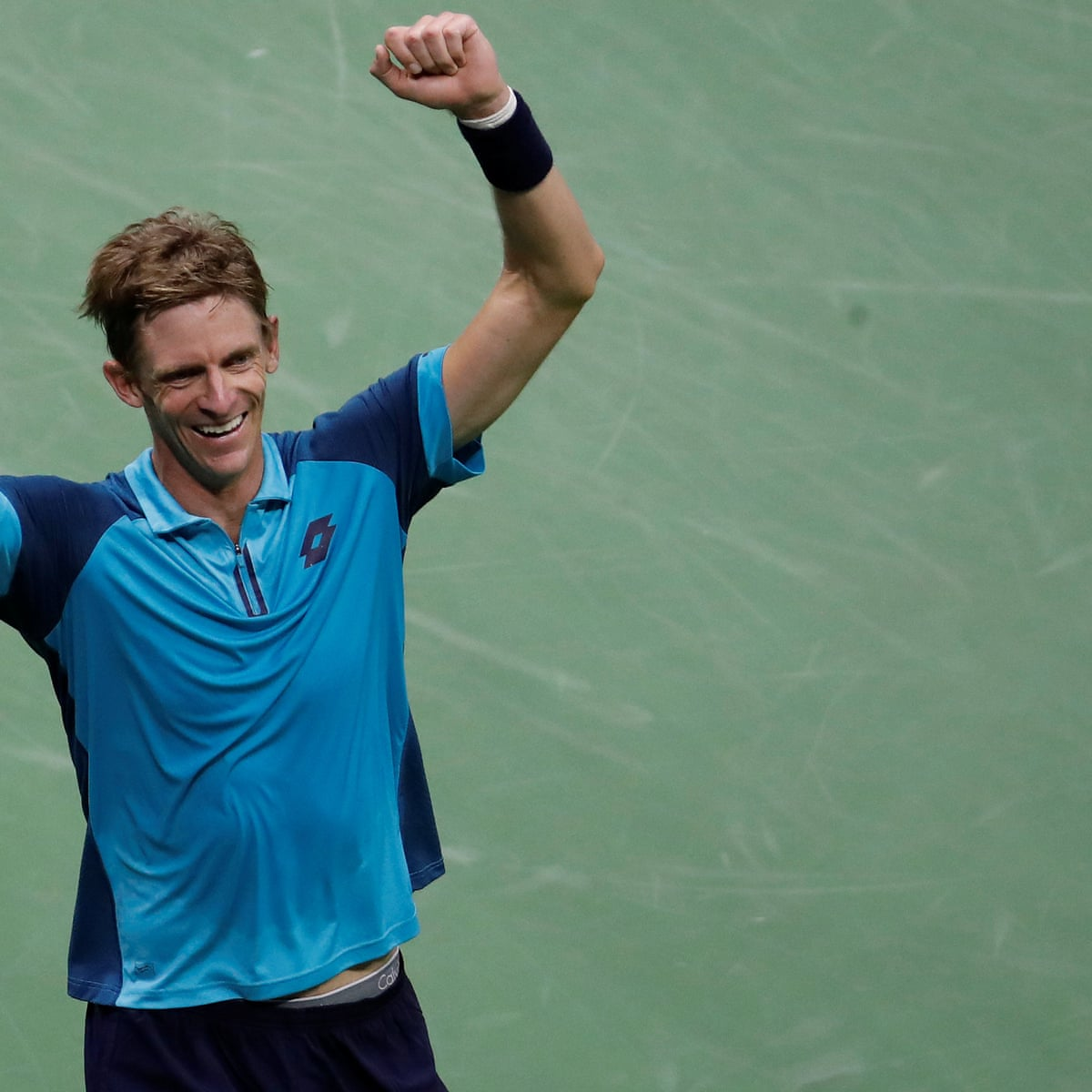 Kevin Anderson Beats Pablo Carreno Busta To Reach Us Open Final As It Happened Sport The Guardian