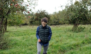 Ellie Kendrick as Clover in The Levelling.