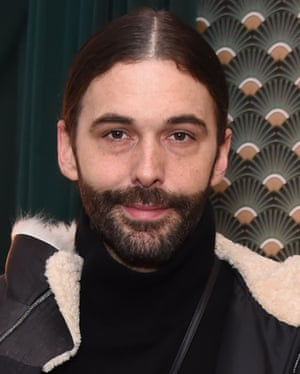 The Ned's Club Lounge at London Fashion Week Men's: 8ON8 Presented By GQ ChinaLONDON, ENGLAND - JANUARY 05: Jonathan Van Ness attends the 8ON8 presented By GQ China show at the Ned's Club Lounge at London Fashion Week Men's at The Truman Brewery on January 5, 2020 in London, England. (Photo by David M. Benett/Dave Benett/Getty Images for The Ned)