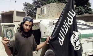 Abdelhamid Abaaoud, who French authorities say on was the mastermind behind the Paris attack