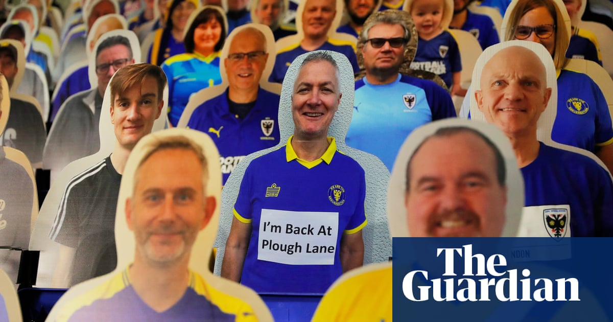 The Dons return home: From memory lane to Plough Lane – in pictures