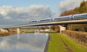Carillion is among the firms awarded contracts for the building of phase one of the HS2 rail line