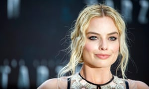 Margot Robbie at the premiere of The Legend of Tarzan.
