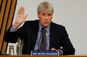 Sir Peter Housden