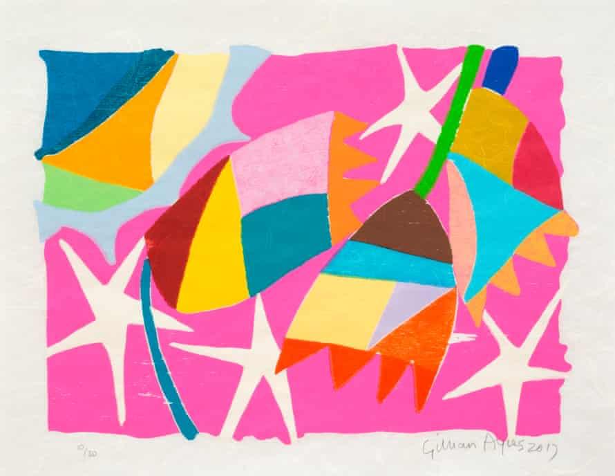Dendera by Gillian Ayres