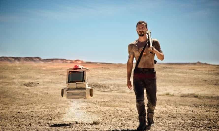 Jesse O'Brien's low-budget sci-fi flick Arrowhead was shot in Coober Pedy, and features Shaun Micallef as the voice of a droid