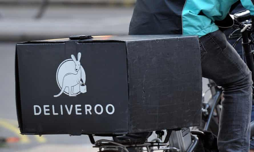 The IWGB union wants to represent Deliveroo riders to negotiate on issues of pay, hours and holiday.