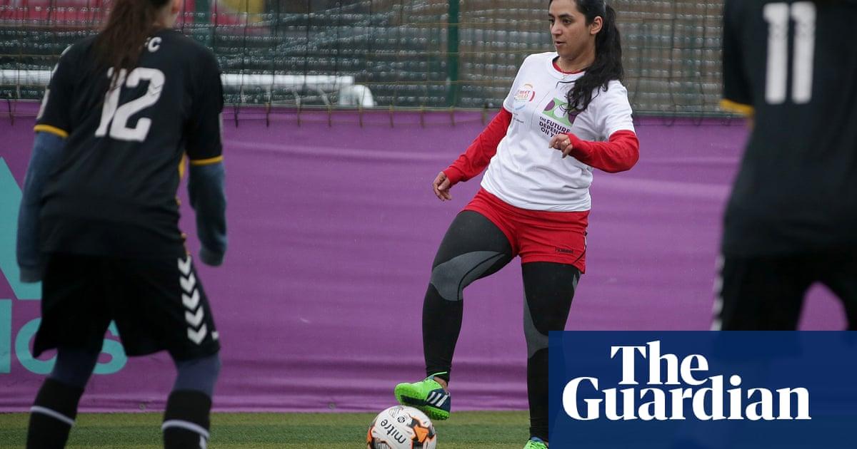 Ex-Afghanistan women's captain tells footballers to burn kits, delete photos