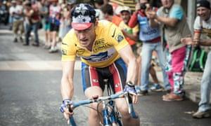 Ben Foster as Lance Armstrong
