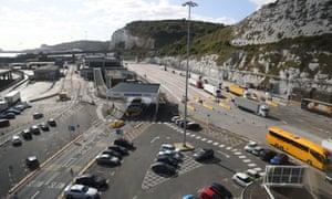 Port of Dover ferry port