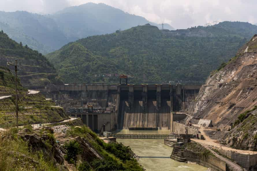 As further dams are installed on the Bhagirathi river further tension occurs. Interrupting and slowing the flow of holy water has angered the Hindu community.