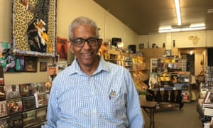 James Fugate, owner of LA book store Eso Won: 'I haven't heard anybody talk about it at all.'