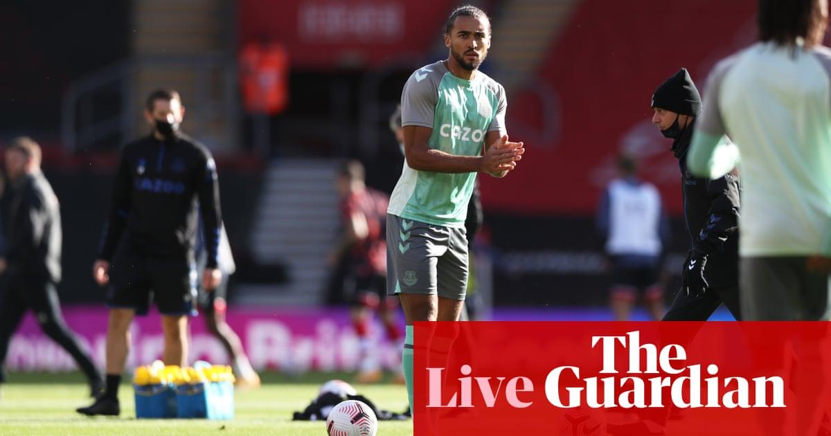 Southampton v Everton: Premier League – live!