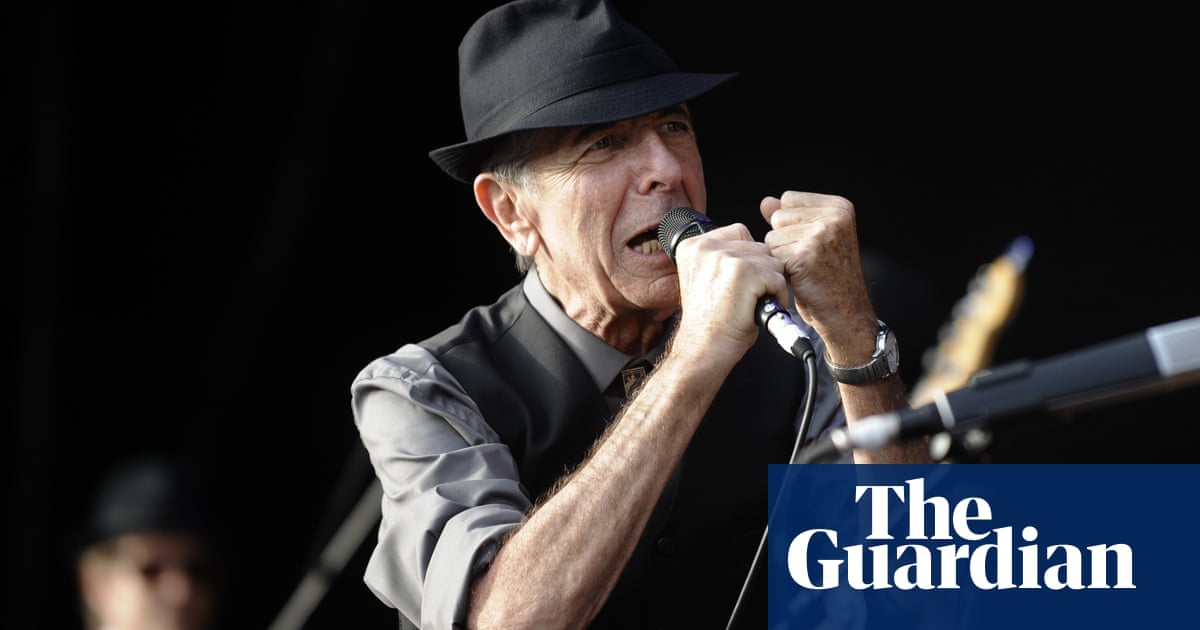 Thanks for the Dance: posthumous Leonard Cohen album announced