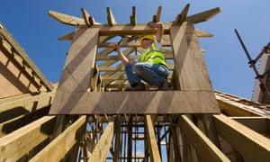 Housebuilding shares help lift FTSE