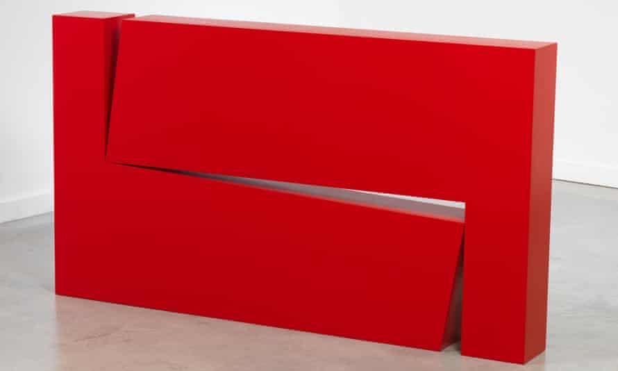 Estructura Roja, 1966/2012.