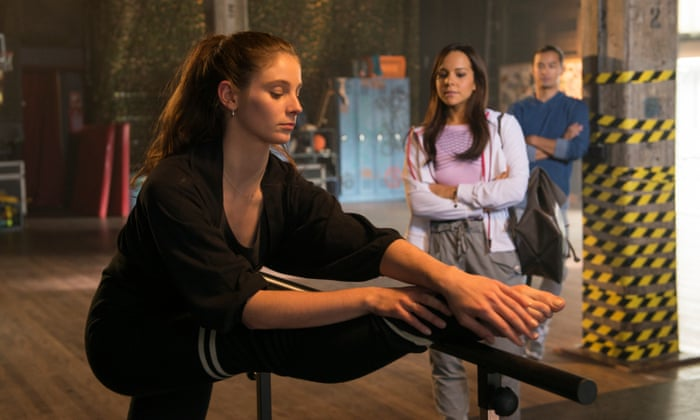 Dance Academy Review A Pleasantly Soapy Dance Drama For The Igeneration Australian Film The Guardian