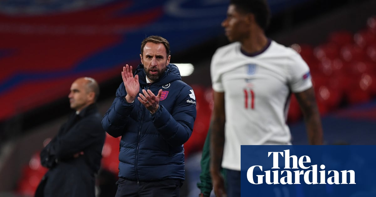 We were unhinged but Southgate proud at way England went on to win