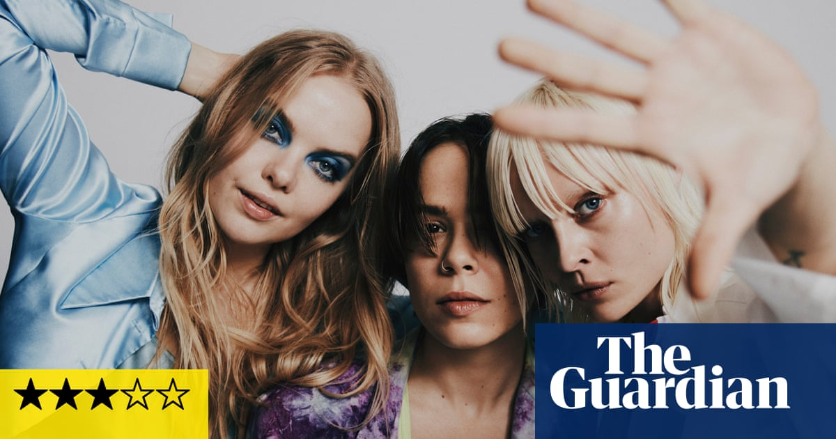 Dream Wife: So When You Gonna... review – a punk band that still sounds like one