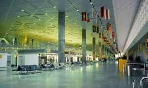 Mirabel international airport, Montreal.
