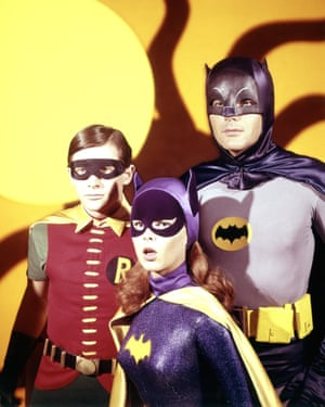In 1967, West and Ward were joined by Yvonne Craig as Batgirl