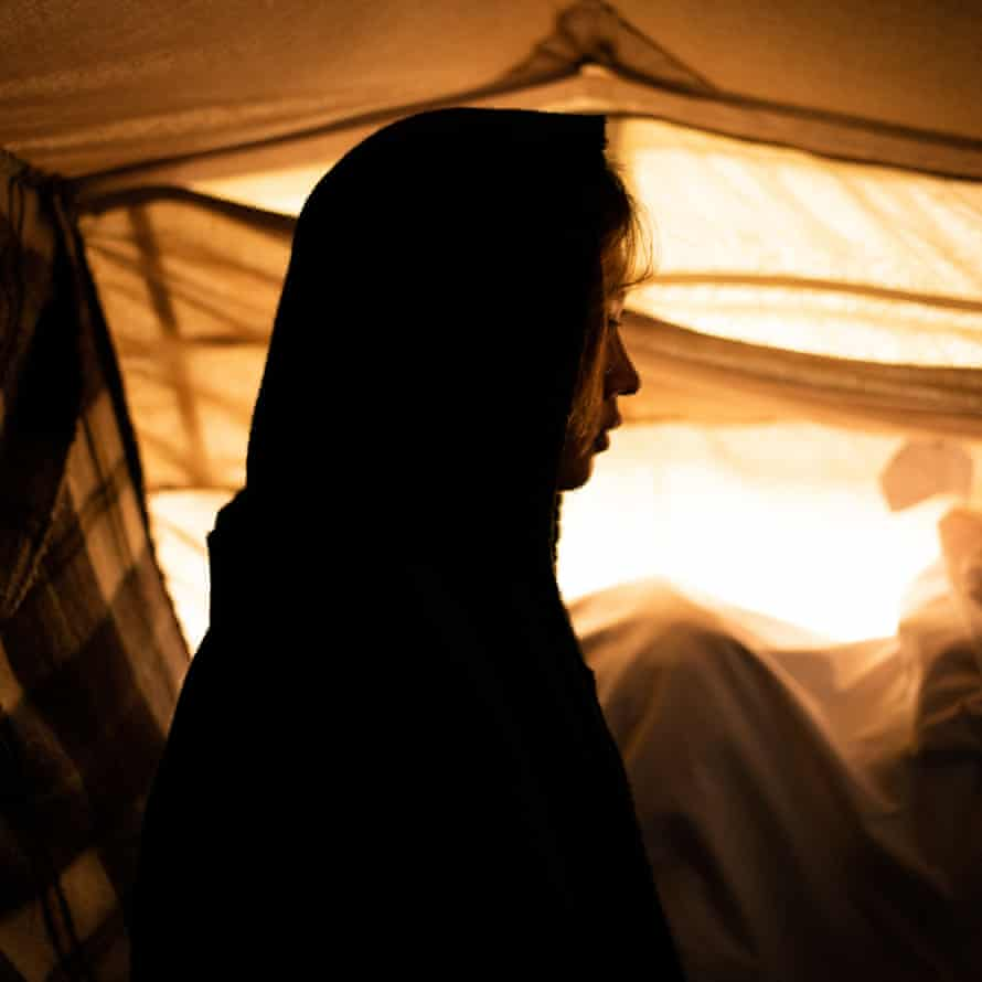 """""""I lost my sister on the journey from Afghanistan to Greece. Everyday I go to the New Arrivals Centre, hoping she might be there. """"I can't go to the toilet without my mother and father, particularly at night. I feel so unsafe."""""""