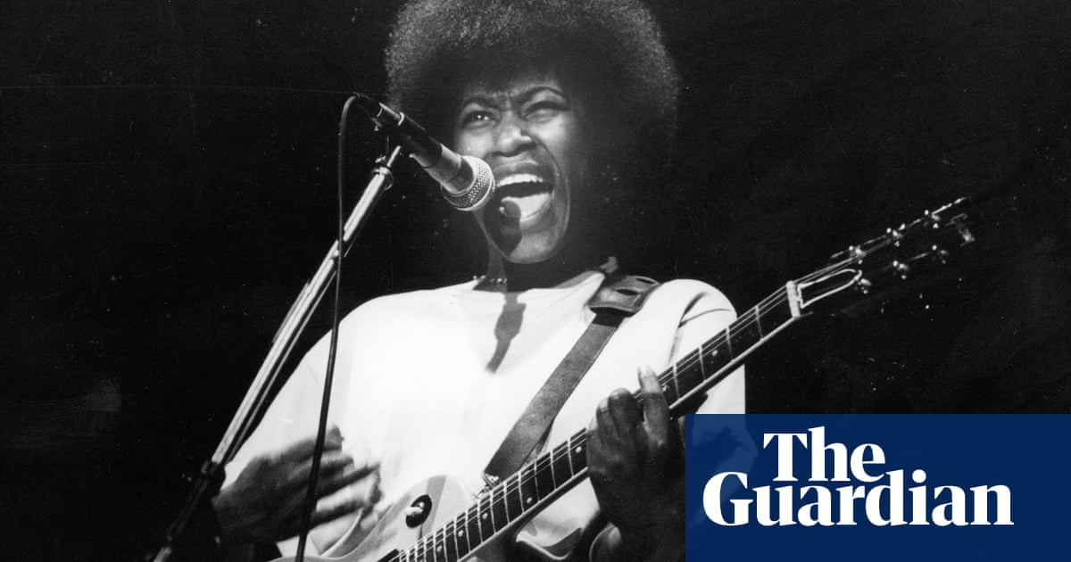 Joan Armatrading: I want to make a heavy metal album – with lots of guitar shredding