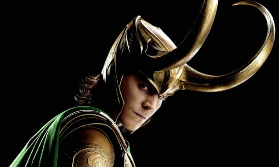 Tom Hiddleston as Loki: 'A perfect storm of actor, role and studio.'