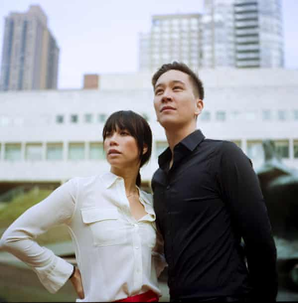 Georgina Pazcoguin and Phil Chan, co-founders of Final Bow for Yellowface.