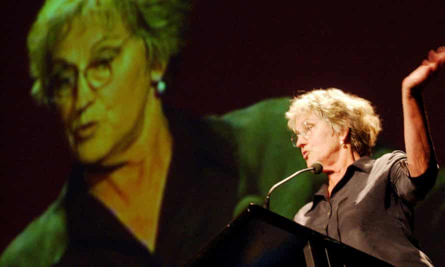 Germaine Greer: 'Once I'm no longer here, I'm yours to interpret. I do not believe in censorship of any kind.'