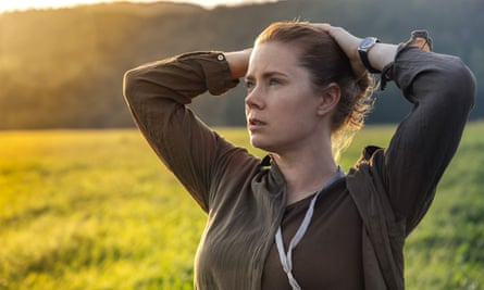 Amy Adams in Arrival, one of the many female-fronted hits of 2016.