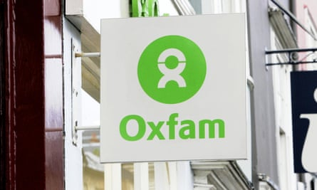 Oxfam has 5,000 staff and thousands of volunteers in the UK and overseas.