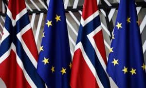 The Norwegian rejection is a blow to the hopes of a group of 'soft Brexit' MPs.