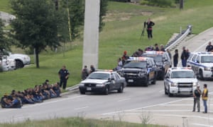 The bikers and their attorneys have argued that police swept up many who were trying to escape the violence.