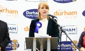 Dehenna Davison at December election.
