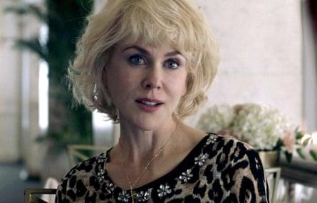 Kidman as Baptist minister's wife Nancy in Joel Edgerton's Boy Erased.