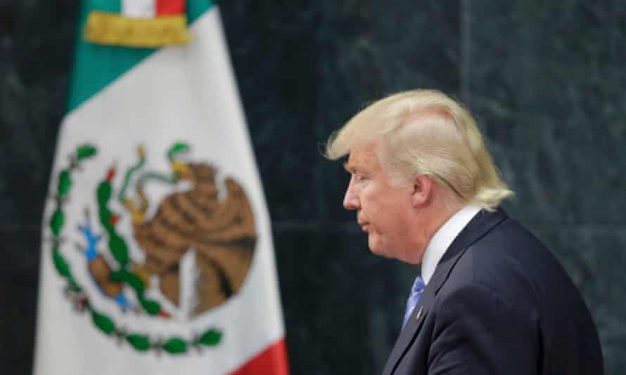 'I don't think that Trump is going to harm Mexican immigrants more than their own government has been for many decades now'