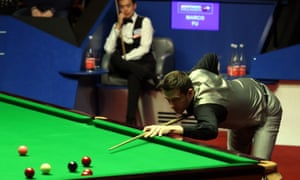 Mark Selby held his nerve against Marco Fu to reach a third World Championship final.