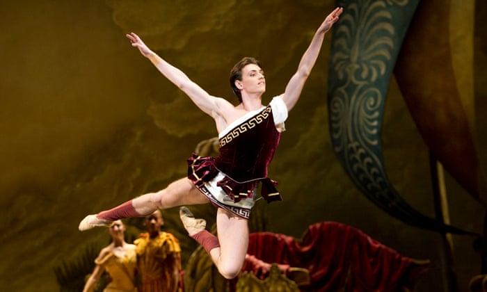 Pointe break: ballet's destructive power laid bare in Sergei Polunin