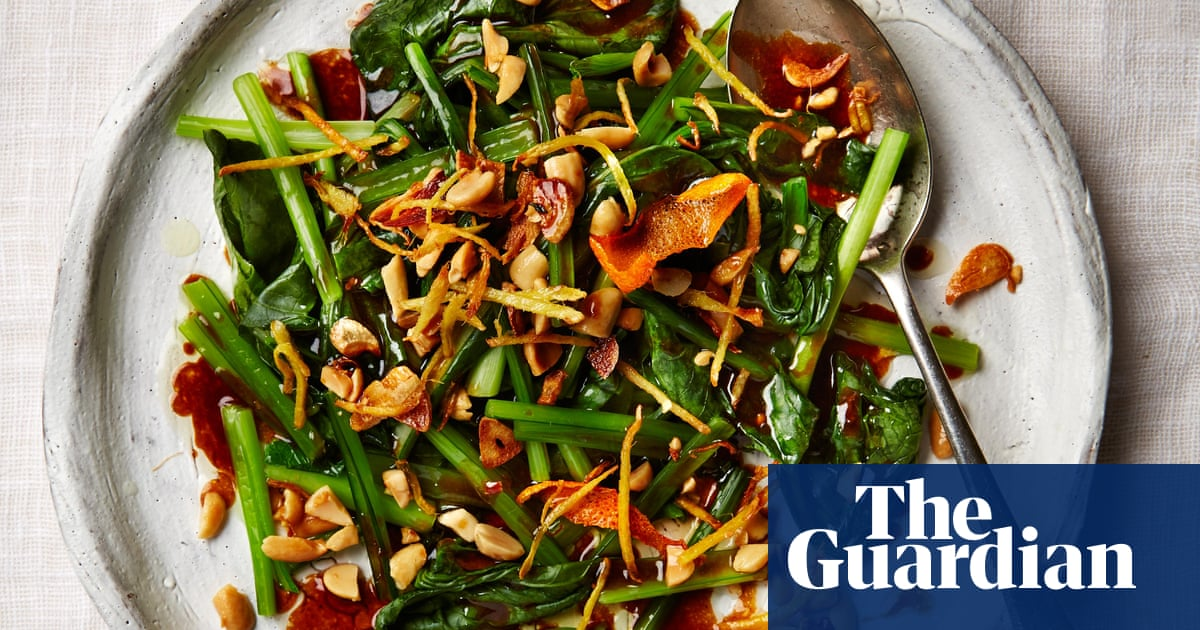 Easy Ottolenghi Vegetable Recipes Food The Guardian