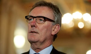 Mike Nesbitt, the former leader of the Ulster Unionist party