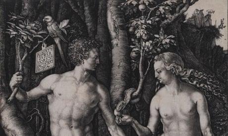 Albrecht Dürer's Adam and Eve: heavenly bodies