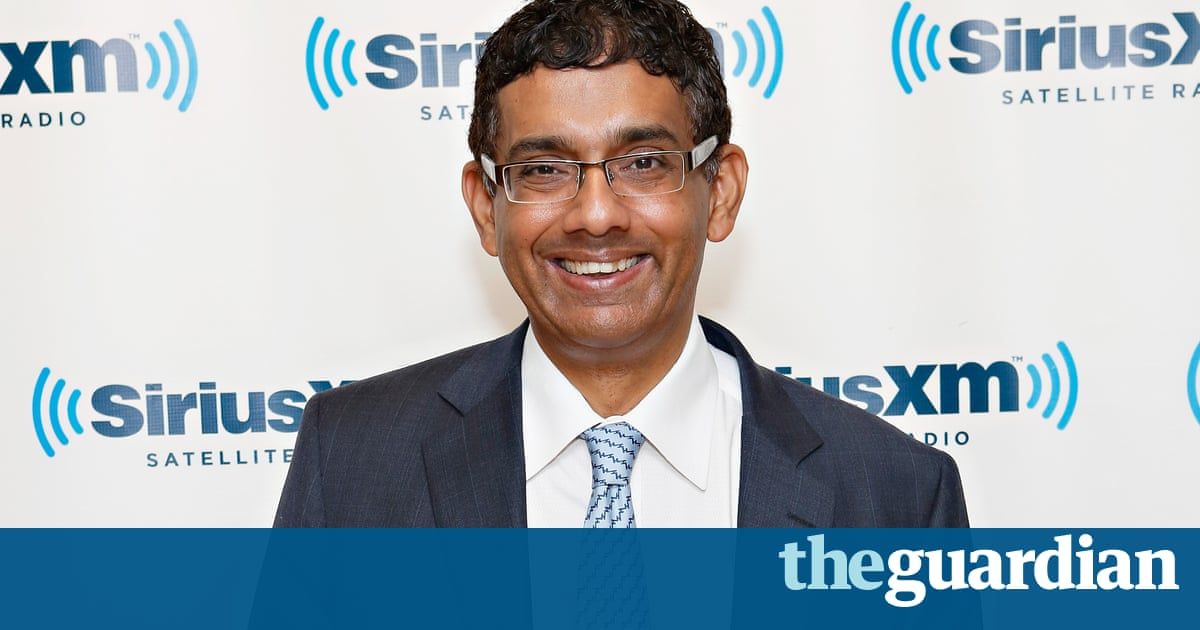 Rightwing firebrand Dinesh D'Souza takes aim at Hillary Clinton in latest documentary | Film | The Guardian