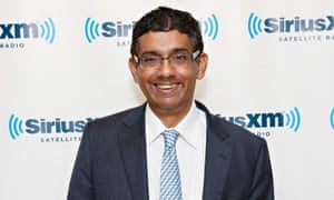 Dinesh D'Souza, seen in New York in September 2012.