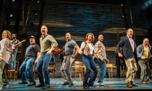 Affirmative, if unvarying … Come from Away.