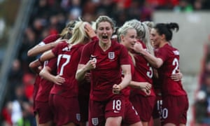 England Women's World Cup squad for France 2019 – in
