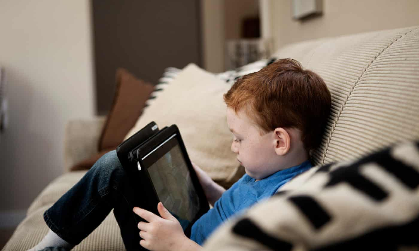 Don't beat yourselves up about how much TV your kids watch